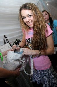 Miley Cyrus picture while backstage at the American Music Awards with distinctive assets held at the Shrine Auditorium on Novmber 20th 2006 3