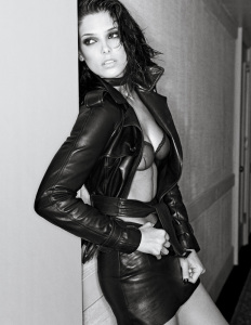 Ashley Greene photo shoot for the February 2010 issue of Interview Magazine 2