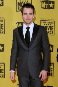 Chris Pine arrives at the 15th annual Critics Choice Movie Awards held at the Hollywood Palladium on January 15th 2010 in California 3