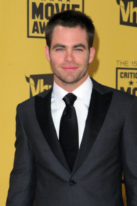 Chris Pine arrives at the 15th annual Critics Choice Movie Awards held at the Hollywood Palladium on January 15th 2010 in California 2