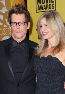 Kevin Bacon attends the 15th annual Critics Choice Movie Awards held at the Hollywood Palladium on January 15th 2010 in California