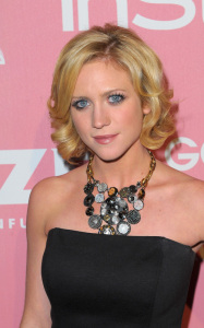Brittany Snow at the InStyles glitzy Golden Globes party on December 8th 2009 in Tinseltown West Hollywood 4