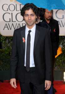 Adrian Grenier arrives at the 67th Annual Golden Globe Awards held at The Beverly Hilton Hotel on January 17th 2010 in California