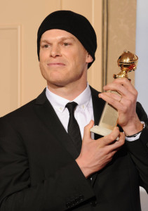 Michael C Hall poses in the press room during the 67th Annual Golden Globe Award at The Beverly Hilton Hotel on January 17th 2010 in California 3