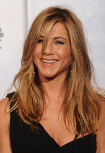 Jennifer Aniston in the press room during the 67th Annual Golden Globe Award at The Beverly Hilton Hotel on January 17th 2010 in California 1
