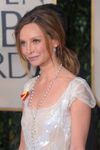 Calista Flockhart photo at the 67th Annual Golden Globe Award at The Beverly Hilton Hotel on January 17th 2010 in California