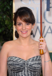 Tina Fey photo at the 67th Annual Golden Globe Award at The Beverly Hilton Hotel on January 17th 2010 in California