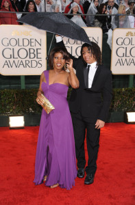 Alfre Woodard at the 67th Annual Golden Globe Awards held at The Beverly Hilton Hotel on January 17th 2010 in California