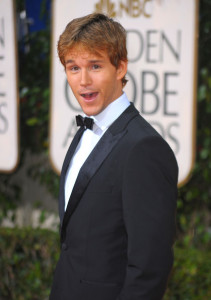 Ryan Kwanten at the 67th Annual Golden Globe Awards held at The Beverly Hilton Hotel on January 17th 2010 in California