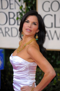 Lauren Sanchez at the 67th Annual Golden Globe Awards held at The Beverly Hilton Hotel on January 17th 2010 in California