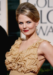 Jennifer Morrison at the 67th Annual Golden Globe Awards held at The Beverly Hilton Hotel on January 17th 2010 in California