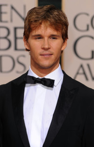 Ryan Kwanten arrives at the 67th Annual Golden Globe Awards held at The Beverly Hilton Hotel on January 17th 2010 in California