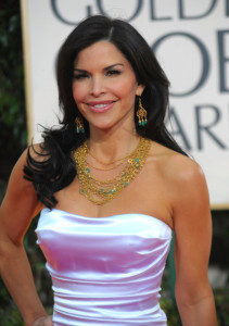 Lauren Sanchez attends the 67th Annual Golden Globe Awards held at The Beverly Hilton Hotel on January 17th 2010 in California