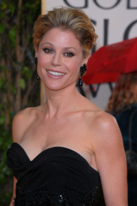 Julie Bowen attends the 67th Annual Golden Globe Awards held at The Beverly Hilton Hotel on January 17th 2010 in California