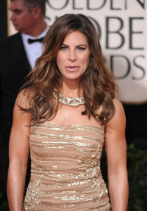 Jillian Michaels attends the 67th Annual Golden Globe Awards held at The Beverly Hilton Hotel on January 17th 2010 in California