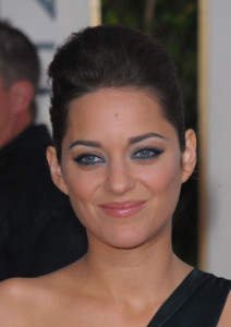 Marion Cotillard attends the 67th Annual Golden Globe Awards held at The Beverly Hilton Hotel on January 17th 2010 in California