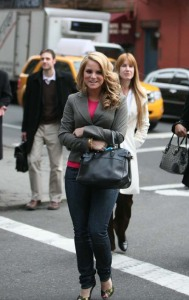 JoJo candids while shopping on February 15th 2008 in New York City 1