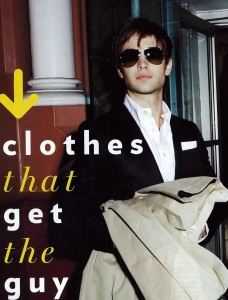 Chace Crawford photo shoot for the February 2010 issue of Glamour Magazine 2