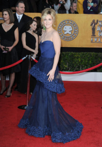 Drew Barrymore attends the 16th Annual Screen Actors Guild Awards on January 23rd, 2010