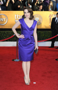 Tina Fey attends the 16th Annual Screen Actors Guild Awards on January 23rd, 2010