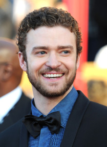 Justin Timberlake at the 16th Annual Screen Actors Guild Awards on January 23rd, 2010