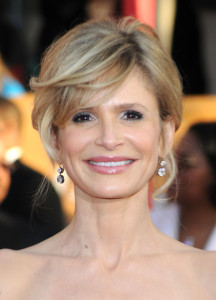 Kyra Sedgwick at the 16th Annual Screen Actors Guild Awards on January 23rd, 2010