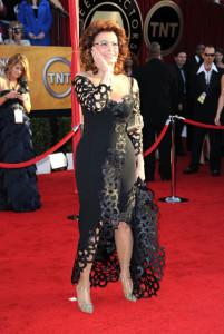 Sophia Loren at the 16th Annual Screen Actors Guild Awards on January 23rd, 2010