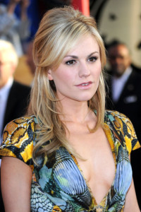 Anna Paquin attends the 16th Annual Screen Actors Guild Awards on January 23rd, 2010