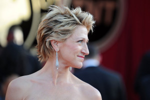Edie Falco attends the 16th Annual Screen Actors Guild Awards on January 23rd, 2010