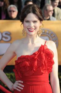 Mariana Klaveno at the 16th Annual Screen Actors Guild Awards on January 23rd, 2010