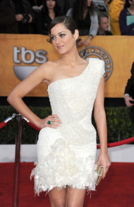 Marion Cotillard at the 16th Annual Screen Actors Guild Awards on January 23rd, 2010