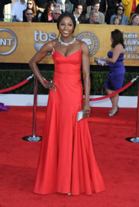 Rutina Wesley at the 16th Annual Screen Actors Guild Awards on January 23rd, 2010