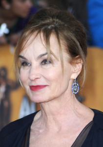 Jessica Lange at the 16th Annual Screen Actors Guild Awards on January 23rd, 2010