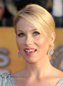 Christina Applegate attends the 16th Annual Screen Actors Guild Awards on January 23rd  2010 1