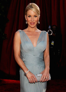 Christina Applegate attends the 16th Annual Screen Actors Guild Awards on January 23rd  2010 9