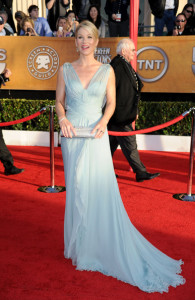Christina Applegate attends the 16th Annual Screen Actors Guild Awards on January 23rd  2010 7