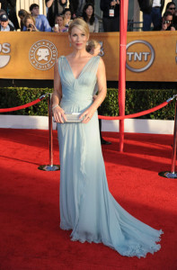 Christina Applegate attends the 16th Annual Screen Actors Guild Awards on January 23rd  2010 4