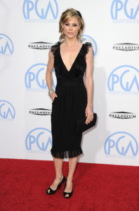 Julie Bowen arrives at the 21st Annual PGA Awards at the Hollywood Palladium on January 24th 2010 in Los Angeles 4