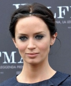 Emily Blunt picture during a photocall for the new Wolfman film on January 27th 2010 in Rome Italy 5