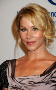 Christina Applegate arrives at the Womens Cancer Research Fund on January 27th 2010 in Beverly Hills 1