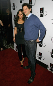 Jennifer Love Hewitt and Jamie Kennedy were spotted together on January 28th 2010 at the TAO Nightclub in Las Vegas 1