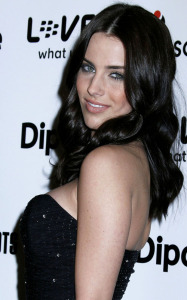 Jessica Lowndes arrives at the 1st Annual Data Awards held at the Hollywood Palladium on January 28th 2010 in California 3