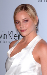 Abbie Cornish attends the Calvin Klein Collection during the 1st Annual Celebration For LA Arts Monthly and Art Los Angeles Contemporary on January 28th 2010 in California 2