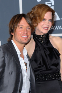 Kieth Urban arrives with his wife Nicole Kidman at the 52nd Annual GRAMMY Awards held at Staples Center on January 31st 2010 in Los Angeles California 8