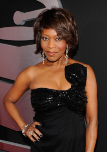 Alfre Woodard arrives at the 52nd Annual GRAMMY Awards held at Staples Center on January 31st 2010 in Los Angeles California 1