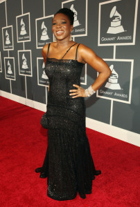 India Arie arrives at the 52nd Annual GRAMMY Awards held at Staples Center on January 31st 2010 in Los Angeles California