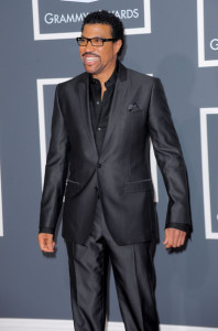 Lionel Richie arrives at the 52nd Annual GRAMMY Awards held at Staples Center on January 31st 2010 in Los Angeles California