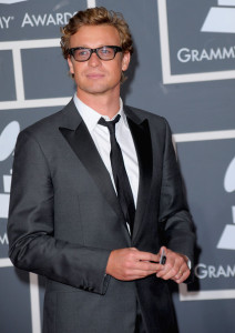 Simon Baker arrives at the 52nd Annual GRAMMY Awards held at Staples Center on January 31st 2010 in Los Angeles California