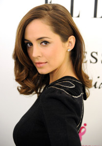 Eliza Dushku at the Guess by Marciano and ELLE event at the Guess Boutique on February 4th 2010 in New York City 1