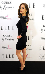 Eliza Dushku at the Guess by Marciano and ELLE event at the Guess Boutique on February 4th 2010 in New York City 2